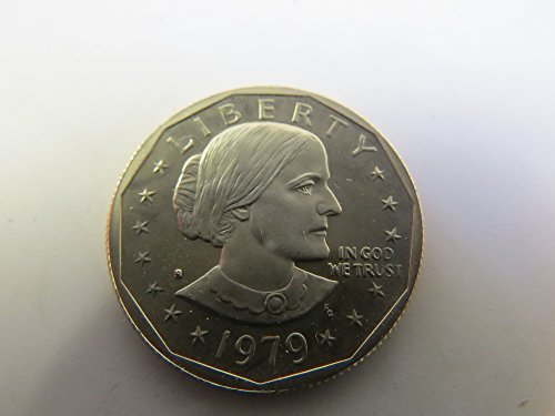 1979 S Susan B. Anthony Type 1 Proof Dollar Perfect Uncirculated ()