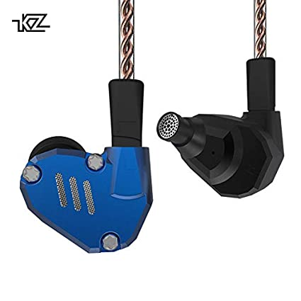 e43f34cb2e4 Amazon.com  KZ ZS7 HiFi Stereo in-Ear Earphone High Resolution ...