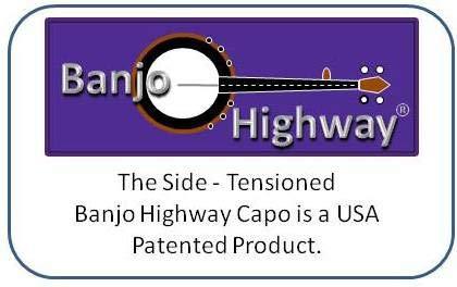 Banjo Highway Fifth String Banjo Capo - Bronze by Banjo Highway (Image #7)
