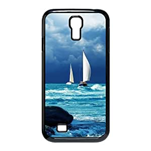 CHENGUOHONG Phone CaseSailing & Tall Ship For SamSung Galaxy S4 Case -PATTERN-15