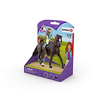 Schleich 42413 - Horse Club Lisa & Storm 7