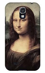 Case Fun Samsung Galaxy S4 (I9500) Case - Vogue Version - 3D Full Wrap - Mona Lisa