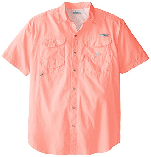 Columbia Men's Bonehead Short Sleeve Shirt (Tall)