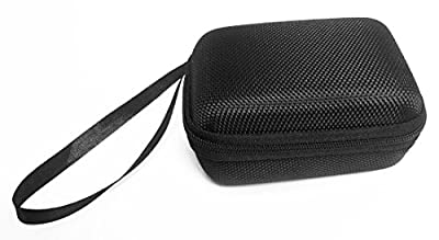 "FitSand Hard Case for Aberg Best 21 Mega Pixels 2.7"" LCD Rechargeable HD Digital Camera Travel Zipper Carry EVA Best Protection Box by FitSand"
