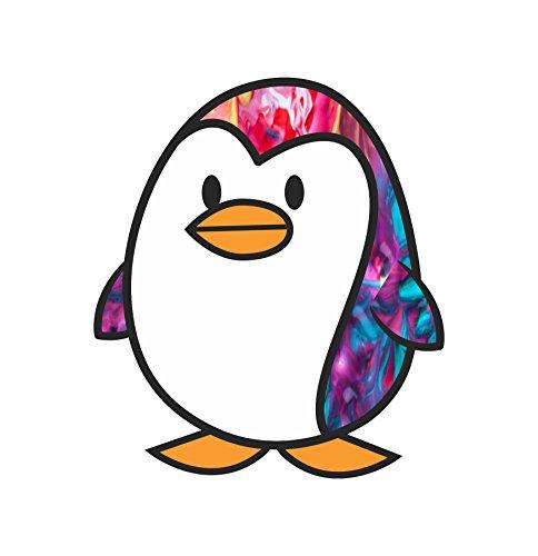 Vinyl Junkie Graphics Penguin Sticker -