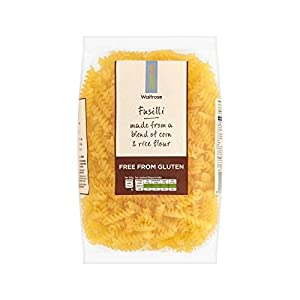 Gluten Free Fusilli Waitrose Love Life 500g - Pack of 2