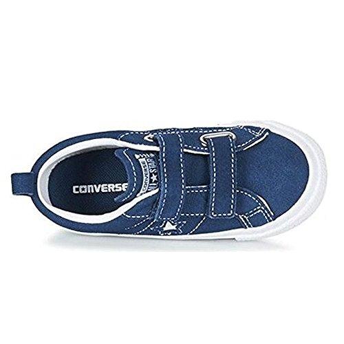 Converse , Baskets mode pour garçon bleu bleu marine