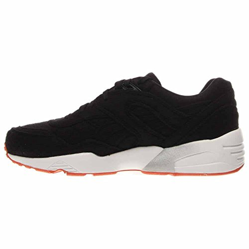 Mens R968 Basket Brillant Nero - Scarpe / Sneakers 10.5