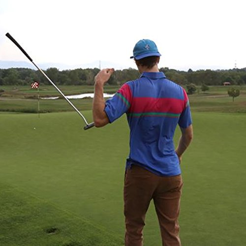 BFresh Gear F Golf - Golf Blues, Retro 90s Style Dad Hat by BFresh Gear (Image #3)