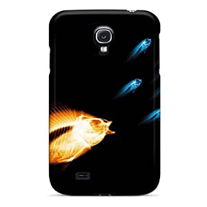 Jeffrehing LgsfvHu6913wjBOC Case For Galaxy S4 With Nice Animals Fish Xray Appearance