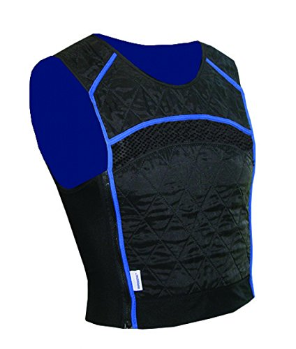 KewlShirt Cooling Tank Top - Step up your Training! - BLACK-XL