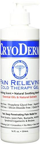 Cryoderm Cold Gel 16oz by Cryoderm (Image #1)