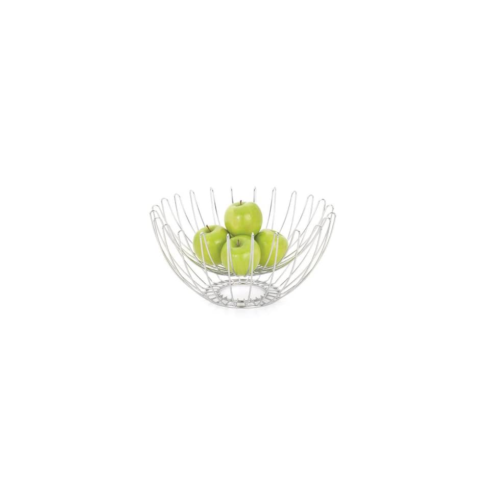 Torre & Tagus Burst Fruit Bowl, Wide