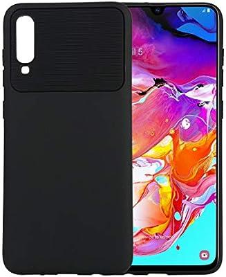 MaxQual Funda para Samsung Galaxy A70 Funda, Fina de Silicona ...
