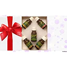 "100% Natural Pure Essential oil Gift set ""Fruits collection"" 5-10ml."