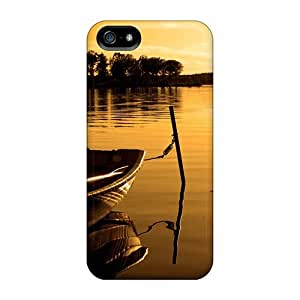For Iphone 5/5s Phone Cases Covers(gold)