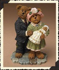 """Boyd Bears """"The Christening"""" James & Kathleen"""