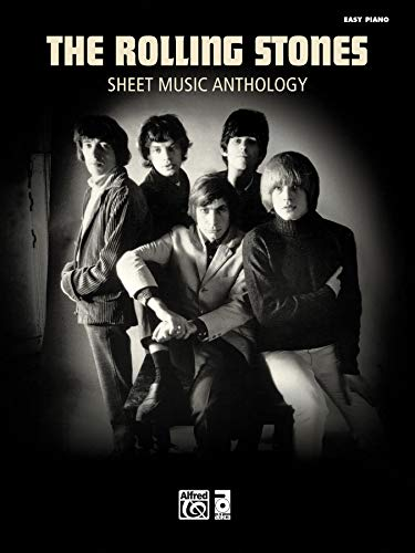 The Rolling Stones Sheet Music Anthology: Easy Piano