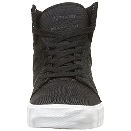 Supra Mens Skytop Black White Shoe outlet