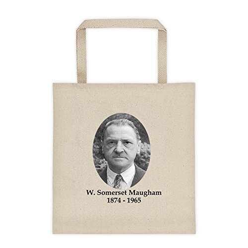 (W. Somerset Maugham Tote bag)