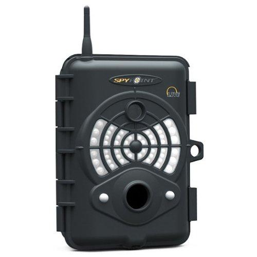 SpyPoint Live GSM Cellular Infrared Digital Surveillance Camera Black Review