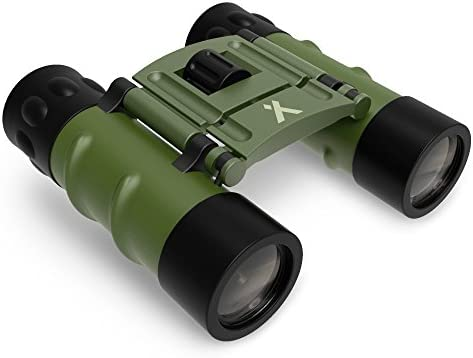 Bear Grylls Binoculars for Adults and Kids Compact and Lightweight, Great for Bird Watching, Hunting, Travel and Sporting Events – Come with Durable Case, Carry Strap and Cleaning Cloth 10×42