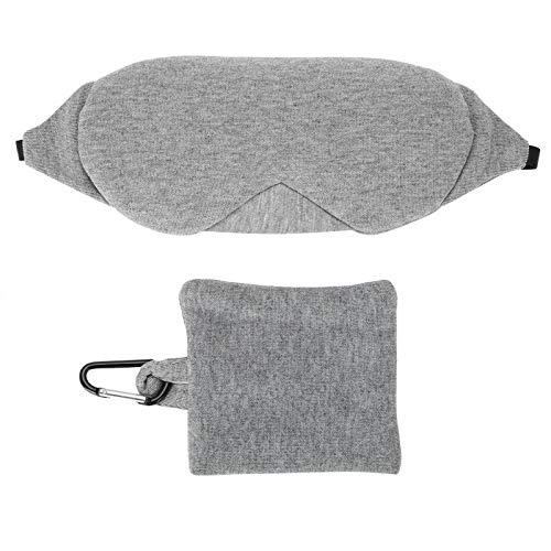 成果典型的な利益NOTE 新しい調節可能な睡眠マスク通気性アイシェードカバー目隠しアイパッチ睡眠マスク助け不眠症ケアツール