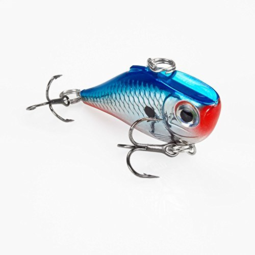 Rapala Ultra Light Rippin' Rap 04 Chrome Blue Lure by Rapala by Rapala