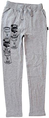 Pepe Jeans Jogginghose Grau Andy Warhol