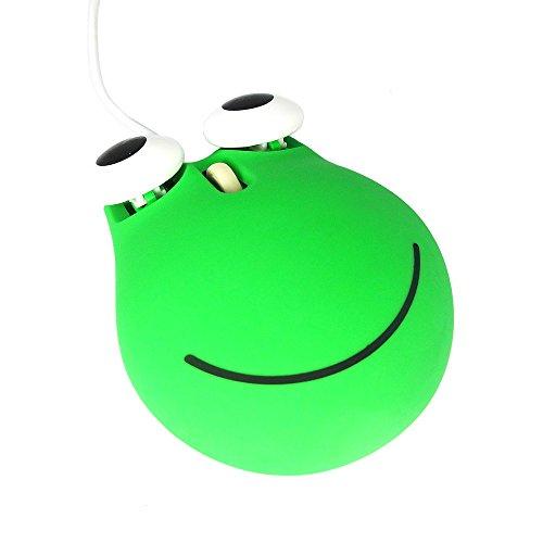 Kasstino Cute Funny Kids Cartoon Animal Frog Mouse Mice For Children Xmas Christmas Gift ()
