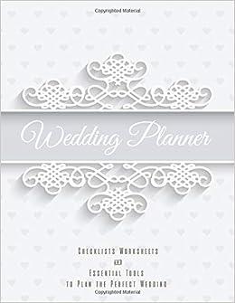 amazon wedding planner the ultimate wedding planner journal