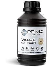PrimaCreator Value - Resina UV/DLP (500 ml, 1000 ml)
