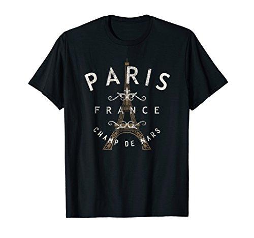 Paris T-shirt Tee - Paris France Vintage T-shirt