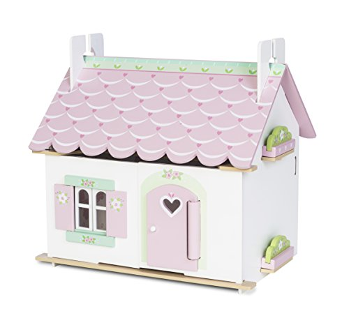 Le Toy Van Dollhouse & Accessories, Lily's Cottage by Le Toy Van
