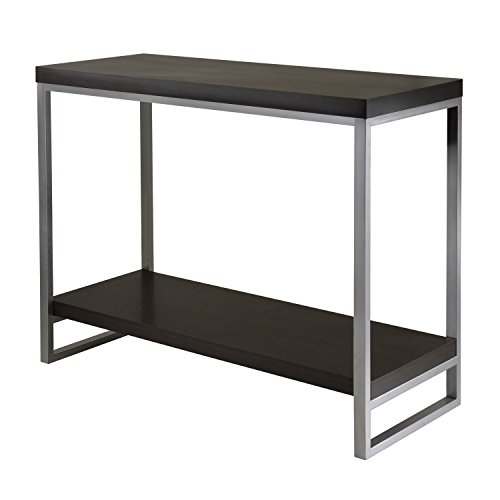 Winsome Wood Jared Console Table, Espresso Finish