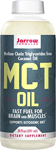 Jarrow Formulas MCT Oil, 20 Fluid Ounce