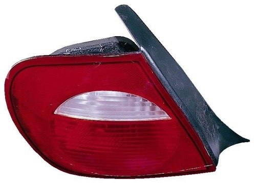 Go-Parts ª OE Replacement for 2003-2005 Dodge Neon Rear Tail Light Lamp Assembly/Lens/Cover - Left (Driver) Side 5288527AM CH2800151 for Dodge Neon