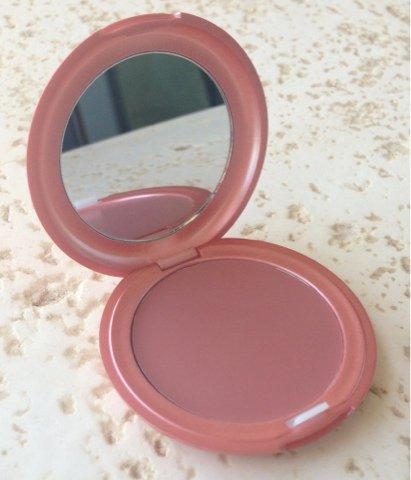 Convertible Color Dual Lip and Cheek Cream Blush ~ Lillium - Travel Size.07 Oz.