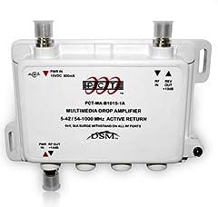 1 Port RF Amplifier