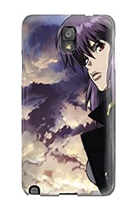 Fashionable Style Case Cover Skin For Galaxy Note 3 Ghost In The Shell