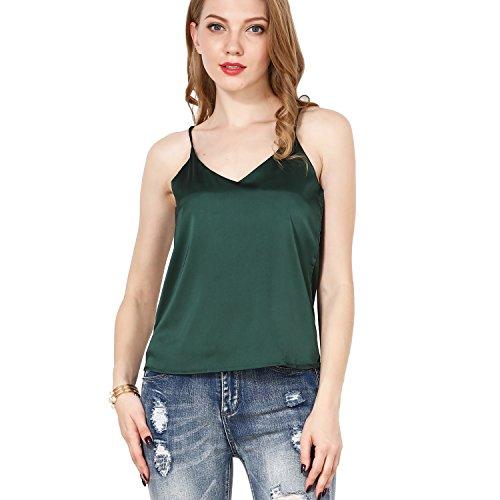 Shy Velvet Women Summer Cami Camisole Halter Top Plus Size Tank Top Sexy V  Neck Crop 7ccc8239b