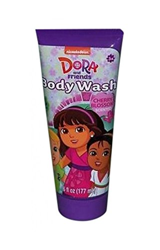 Dora and Friends Body Wash Cherry Blossom