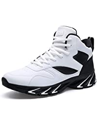 Men's Stylish Sneakers High Top Athletic-Inspired Shoes