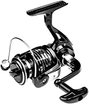 Fishing Reel All-Metal Spinning Wheels, Long-Distance Fishing Big Fish, High-Speed Rotation, No Entanglement,