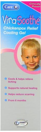 ViraSoothe Chickenpox Relief Cooling Gel 75g