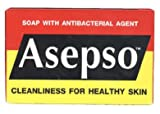 Soap with Antibacterial Agent Asepso for Healthy Skin