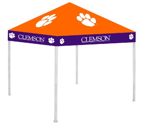 Clemson Tigers NCAA Ultimate Tailgate Canopy Replacement Top Only by Rivalry
