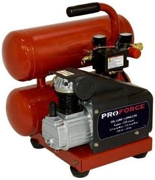 Pro-Force vsf1080421 4-Gallon aceite lubricante Compresor De Aire ...
