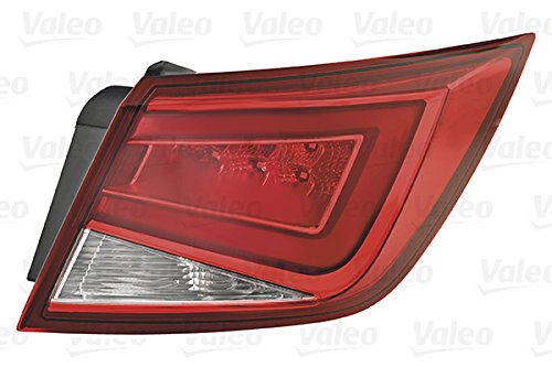 LED Outer Tail Light Rear Lamp VALEO Fits Right SEAT Leon 2012-