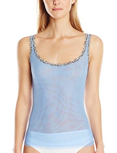 Cosabella Leopard - Cosabella Women's Celine Camisole, Spartan/Silver Leopard, Medium